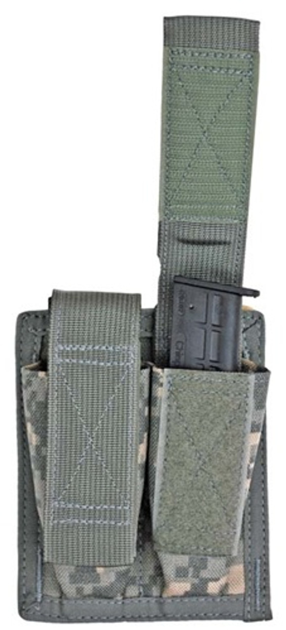 MOLLE compatible single, blade or tool sheath from Hessen Tactical.