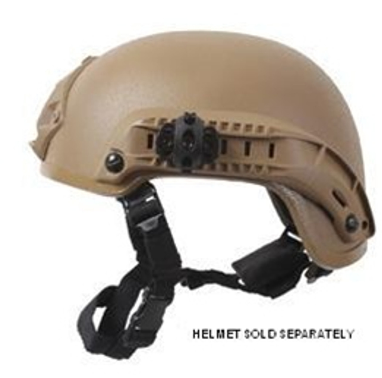 "GI Type ""Base Jump"" Integrated Helmet Accessory Packfrom Hessen Antique"