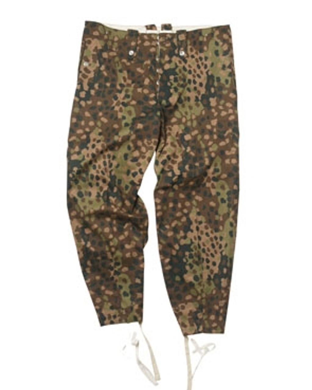 SS M44 Pea Dot Camo Field Trousers- STURM from Hessen Antique