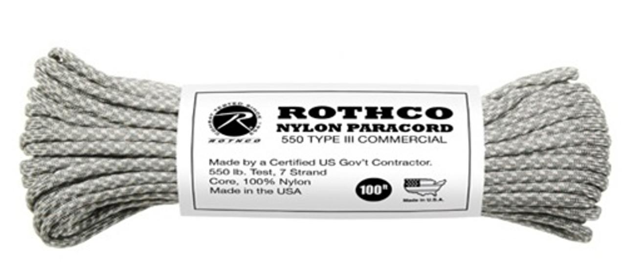 Nylon Paracord 550Lb