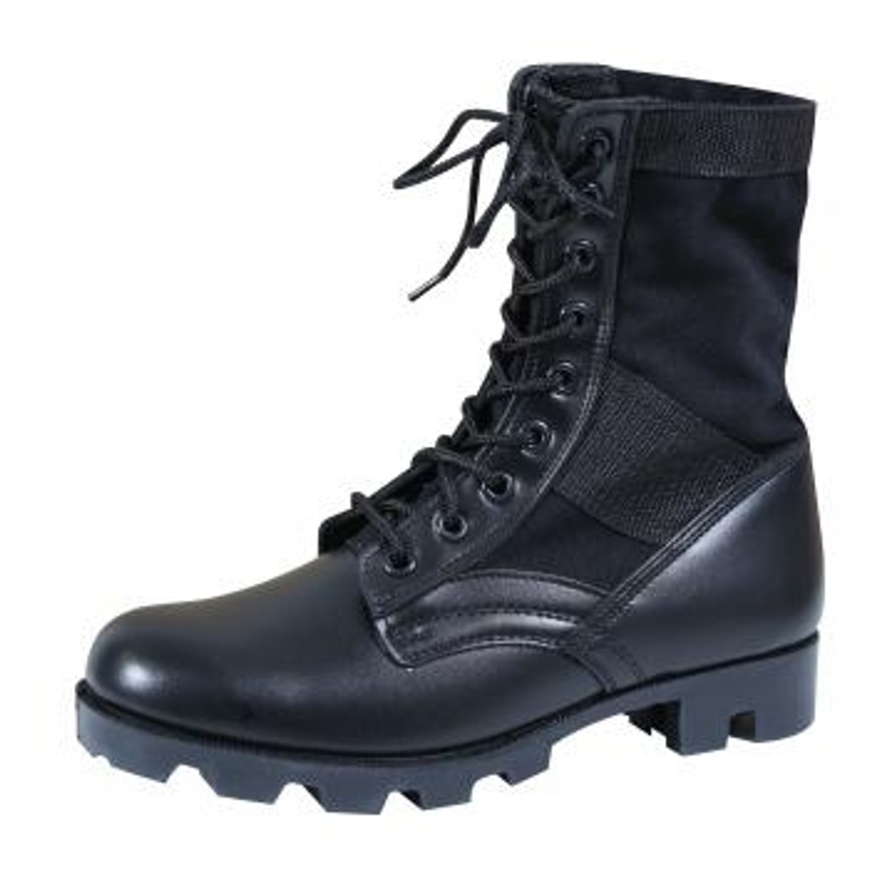 """GI Type Jungle Boot / 8"""" - Black from Hessen Tactical"""