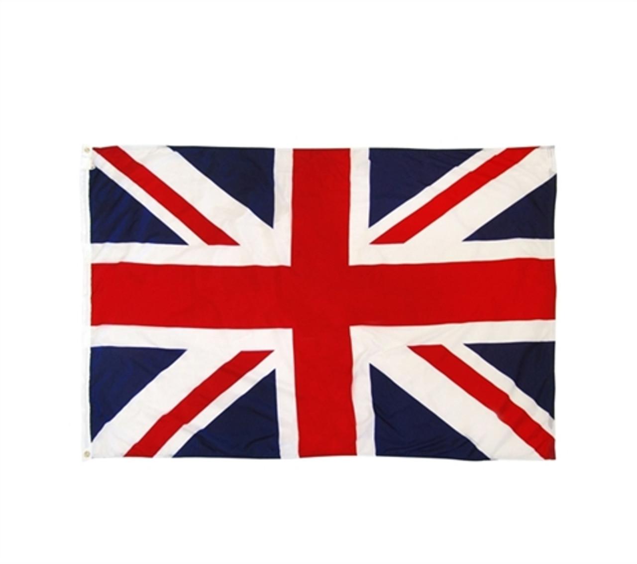 United Kingdom Flag from Hessen Antique