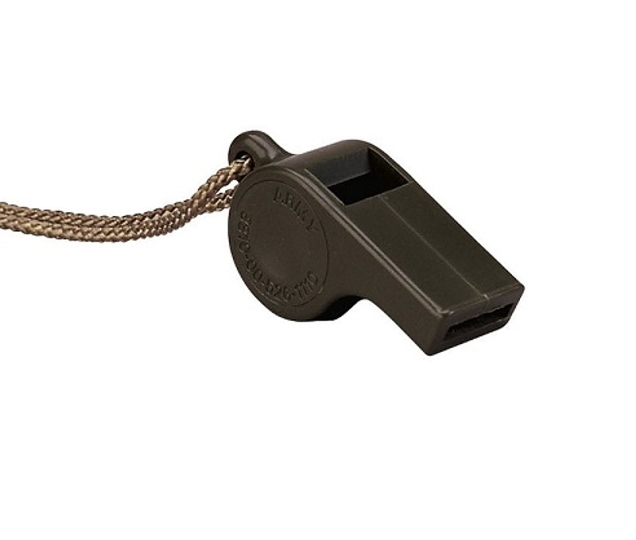 G.I. Style O.D. Police Whistle from Hessen Tactical