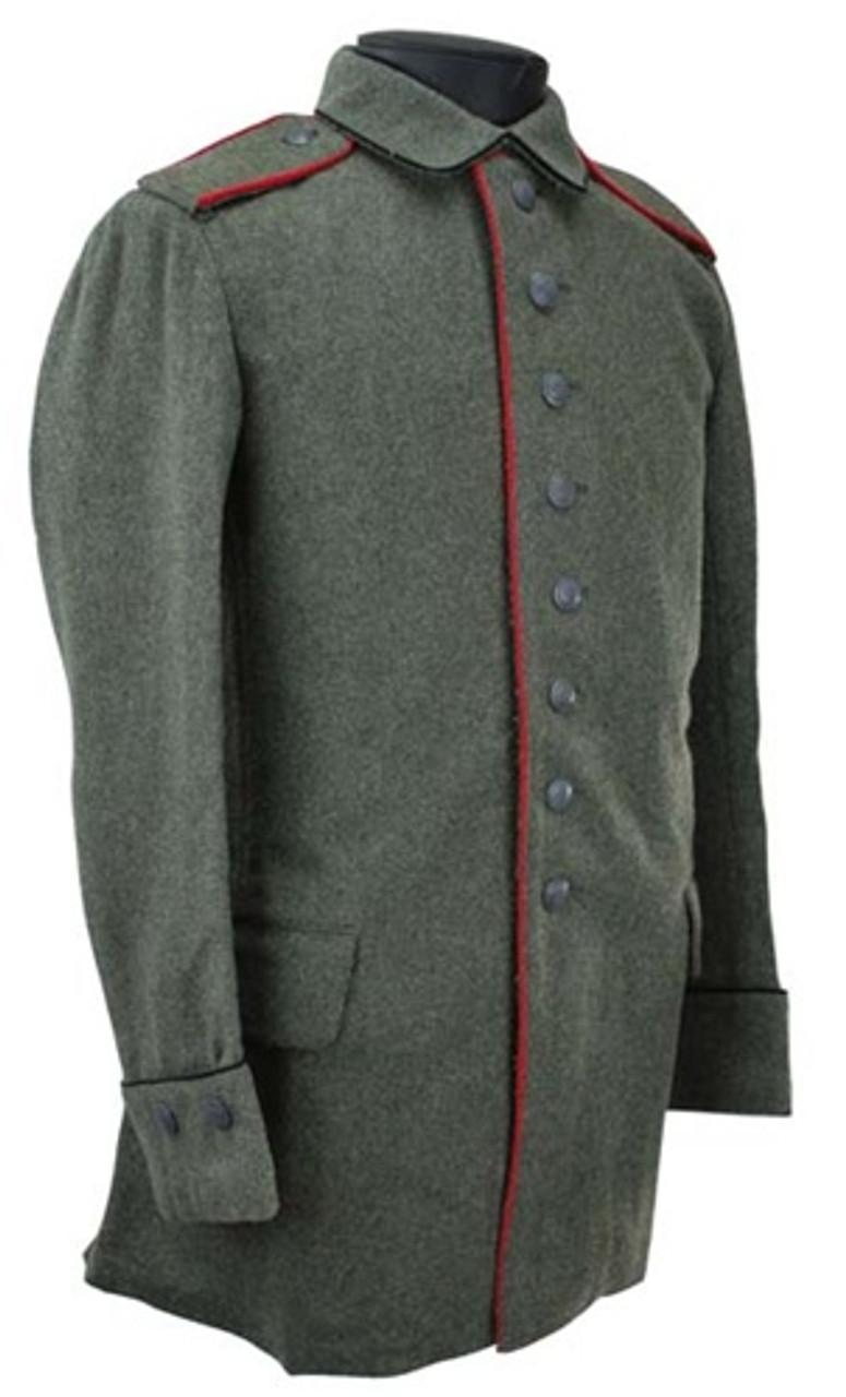 Model 1907 Pioneer Feldrock German Tunic from Hessen Antique