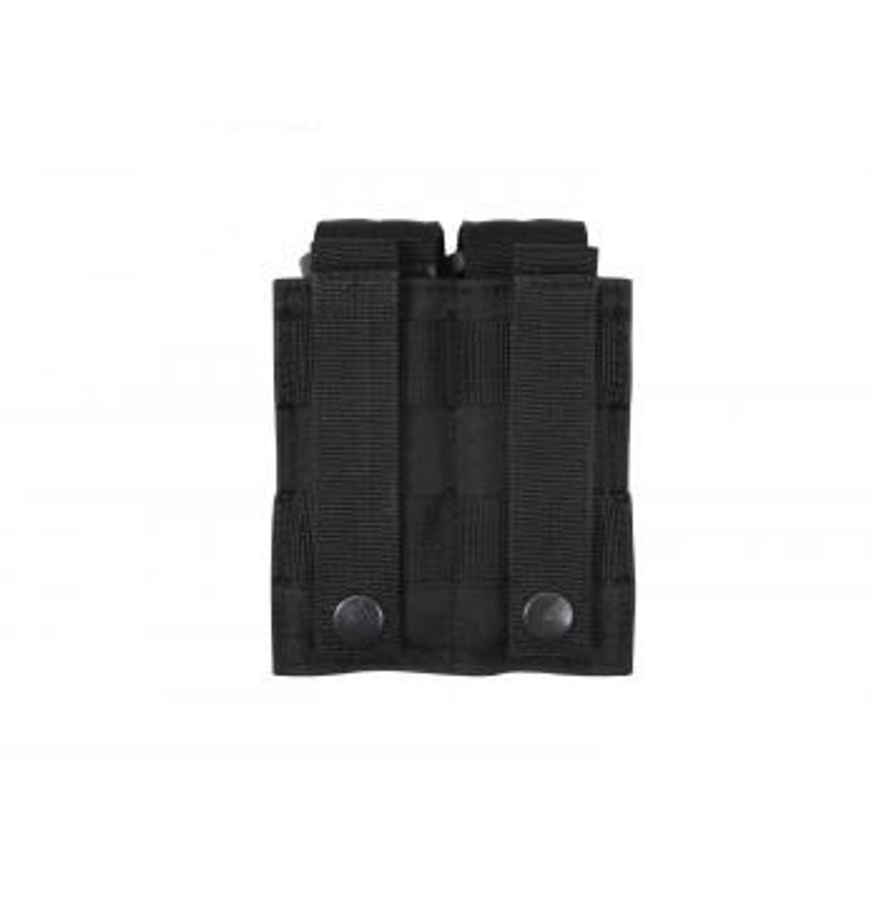 Double Pistol Mag Pouch Molle straps