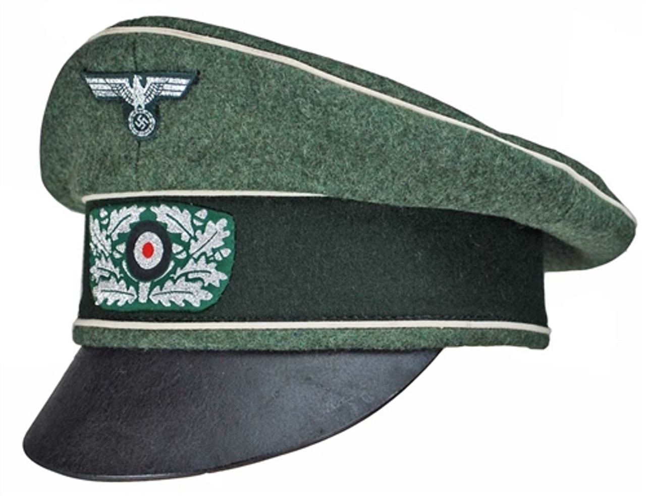 "WH ""Kleiderkasse"" Infantry Crusher Cap    from Hessen Antique"