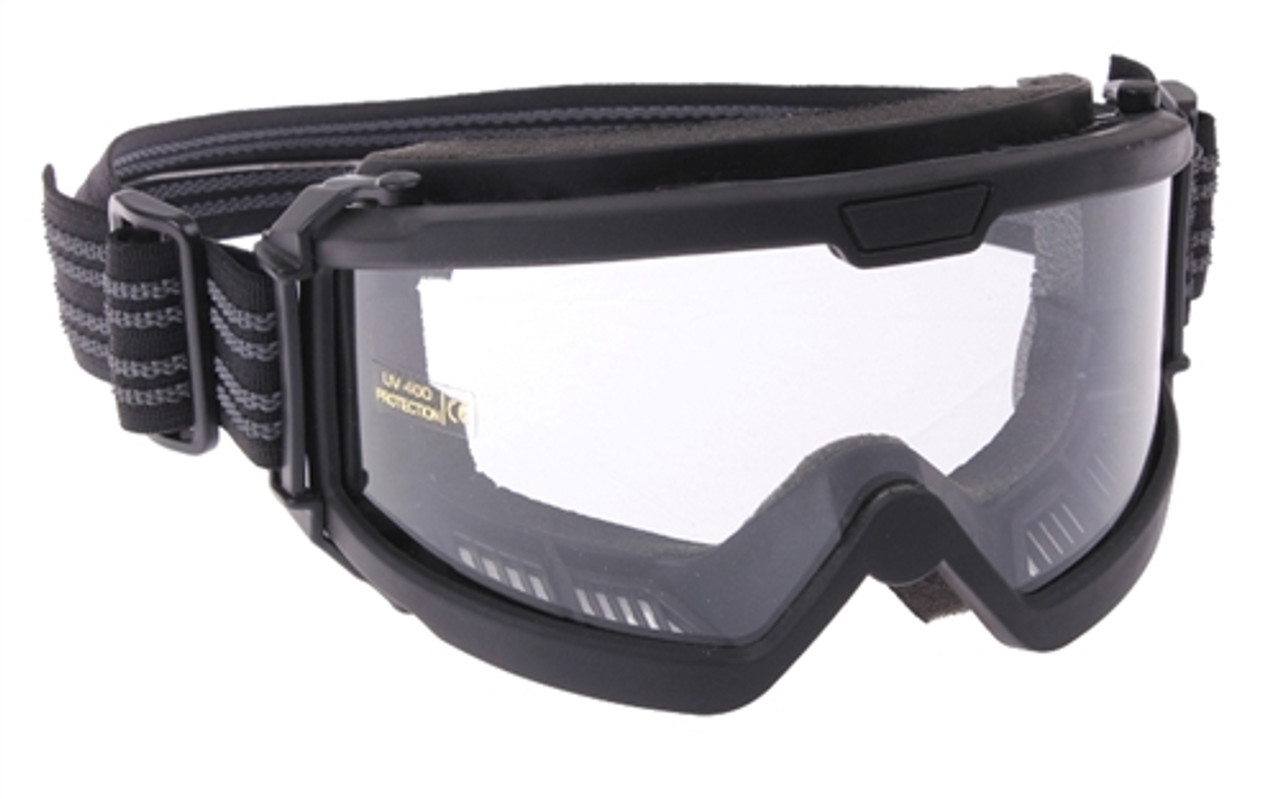 OTG Ballistic Goggles - Clear Lens from Hessen Militaria