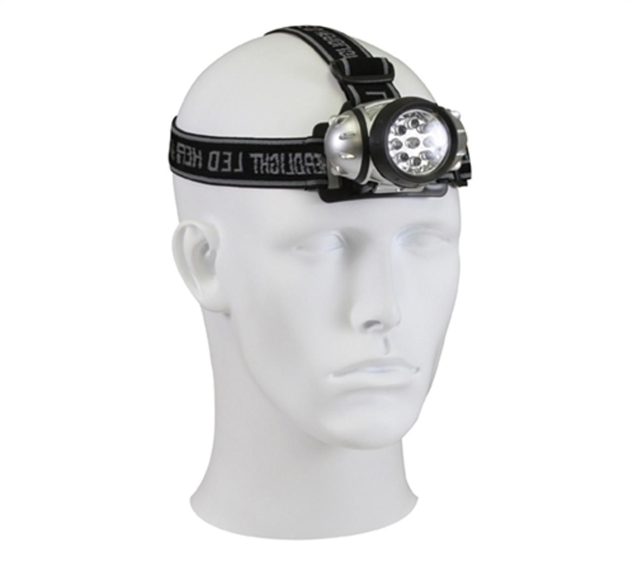 LED Headlamp from Hessen Antique