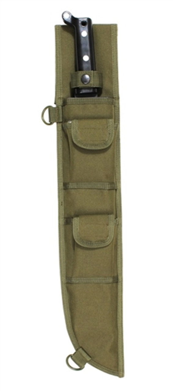 18 Inch MOLLE Compatible Machete Sheath