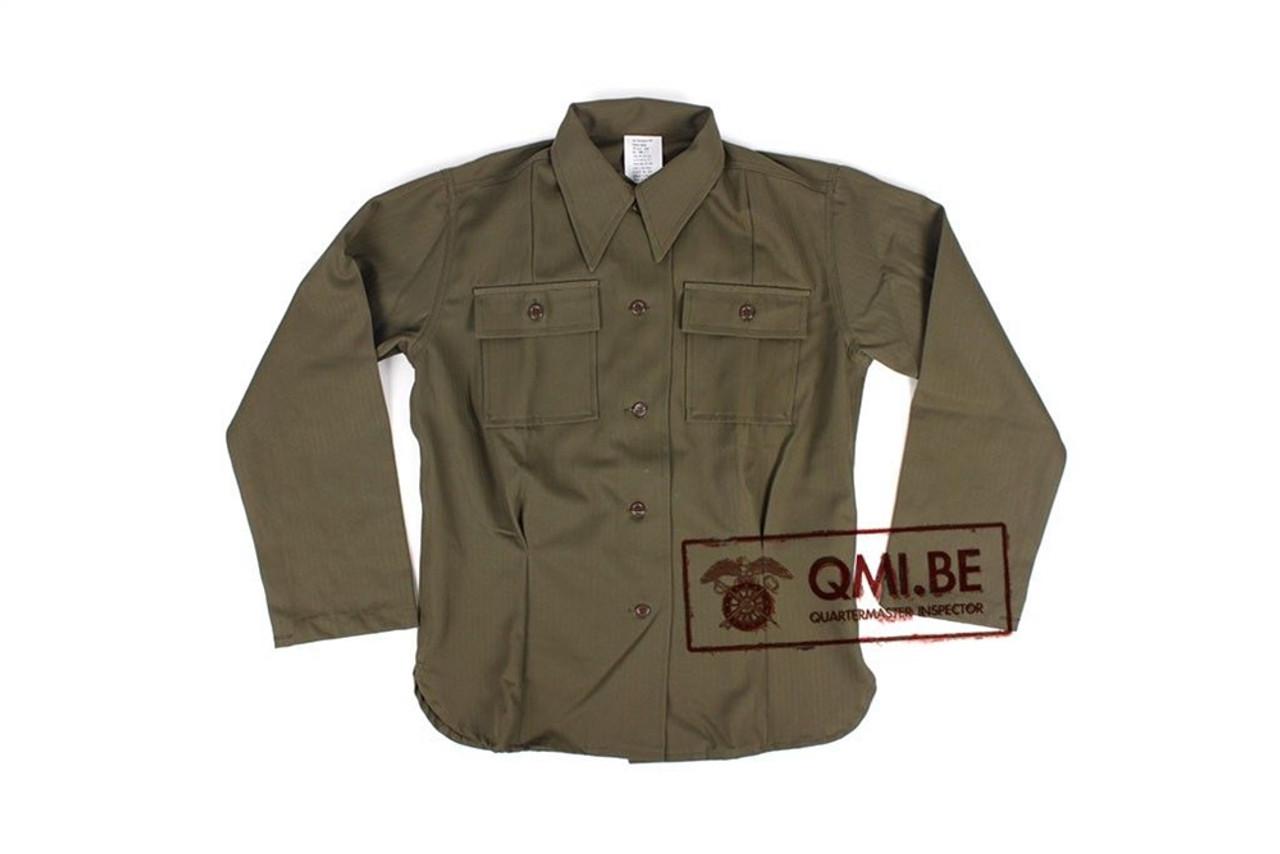 GI WAC HBT Shirt from Hessen Antique