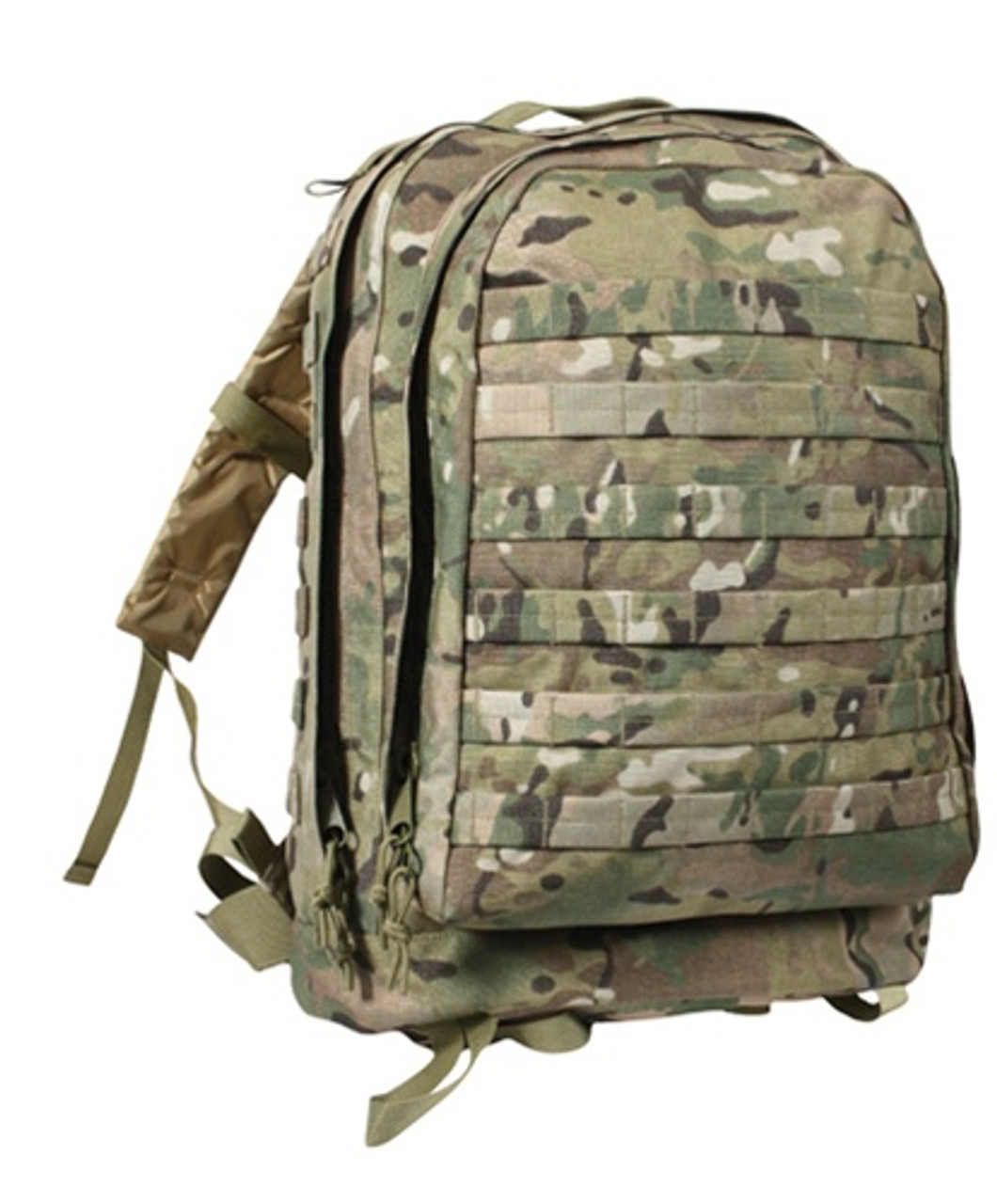 MULTICAM MOLLE II 3-DAY ASSAULT PACK from Hessen Antique