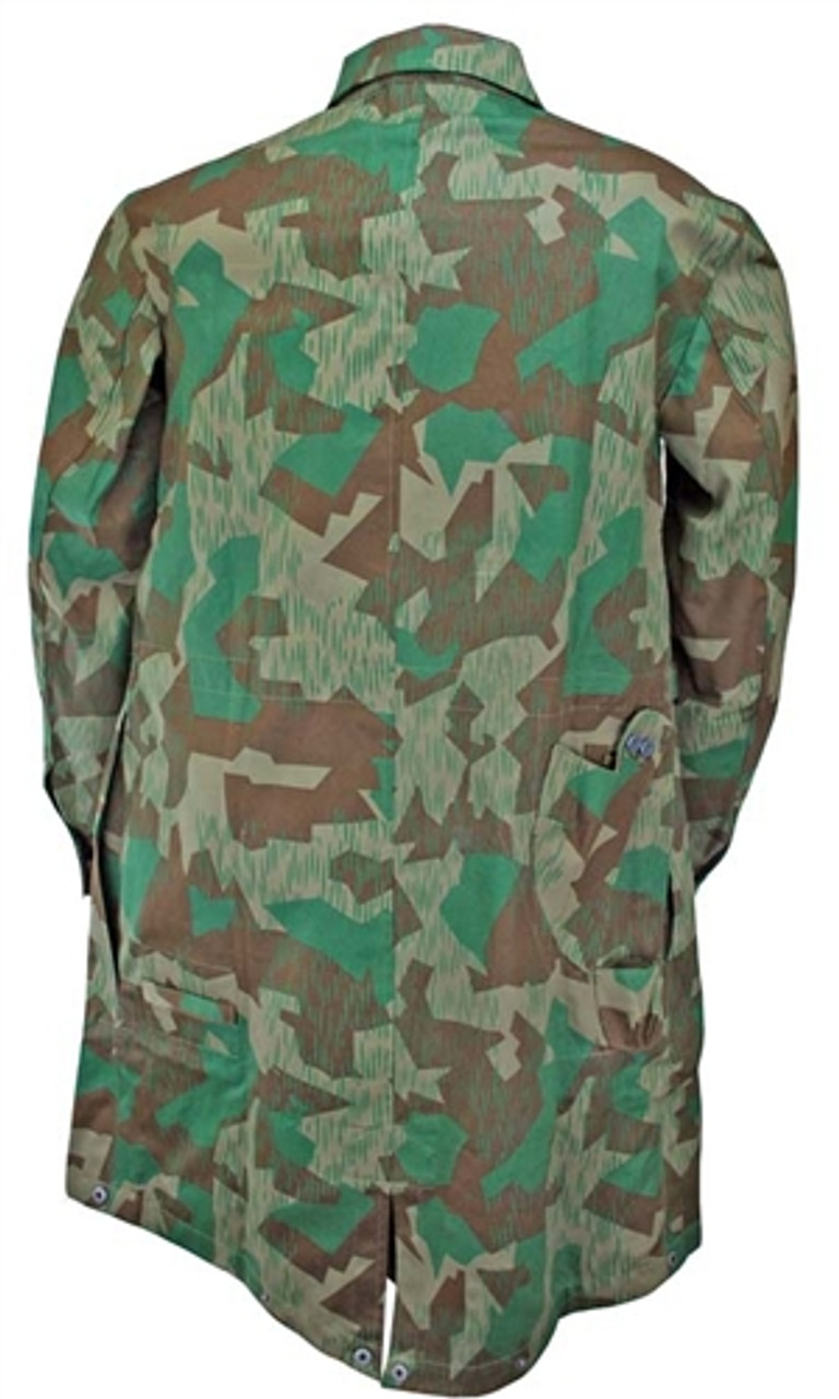 Fallschirmjäger Jump Smock, Type III, Splinter B Camo from Hessen Antique