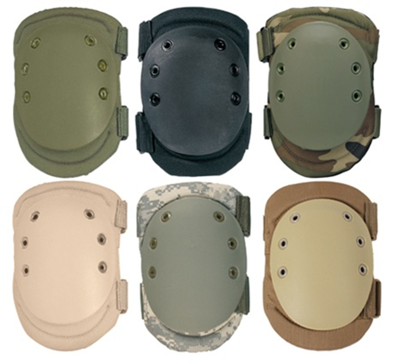 Tactical Protective Knee Pads from Hessen Tactical