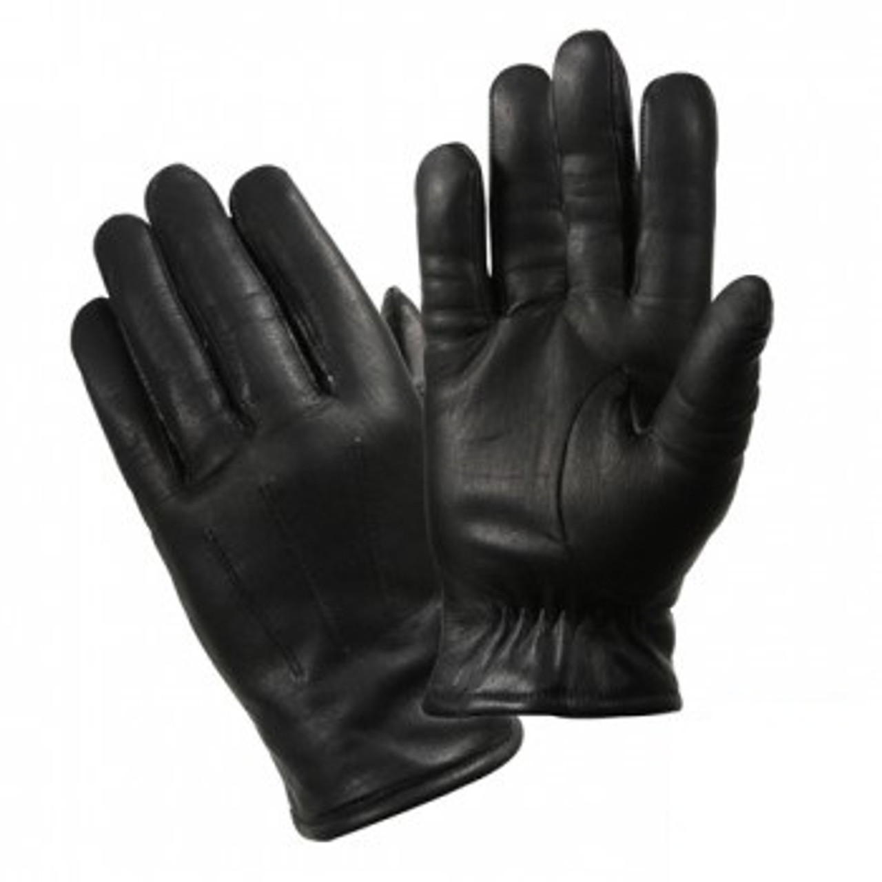 Leather Police Gloves from Hessen Antique