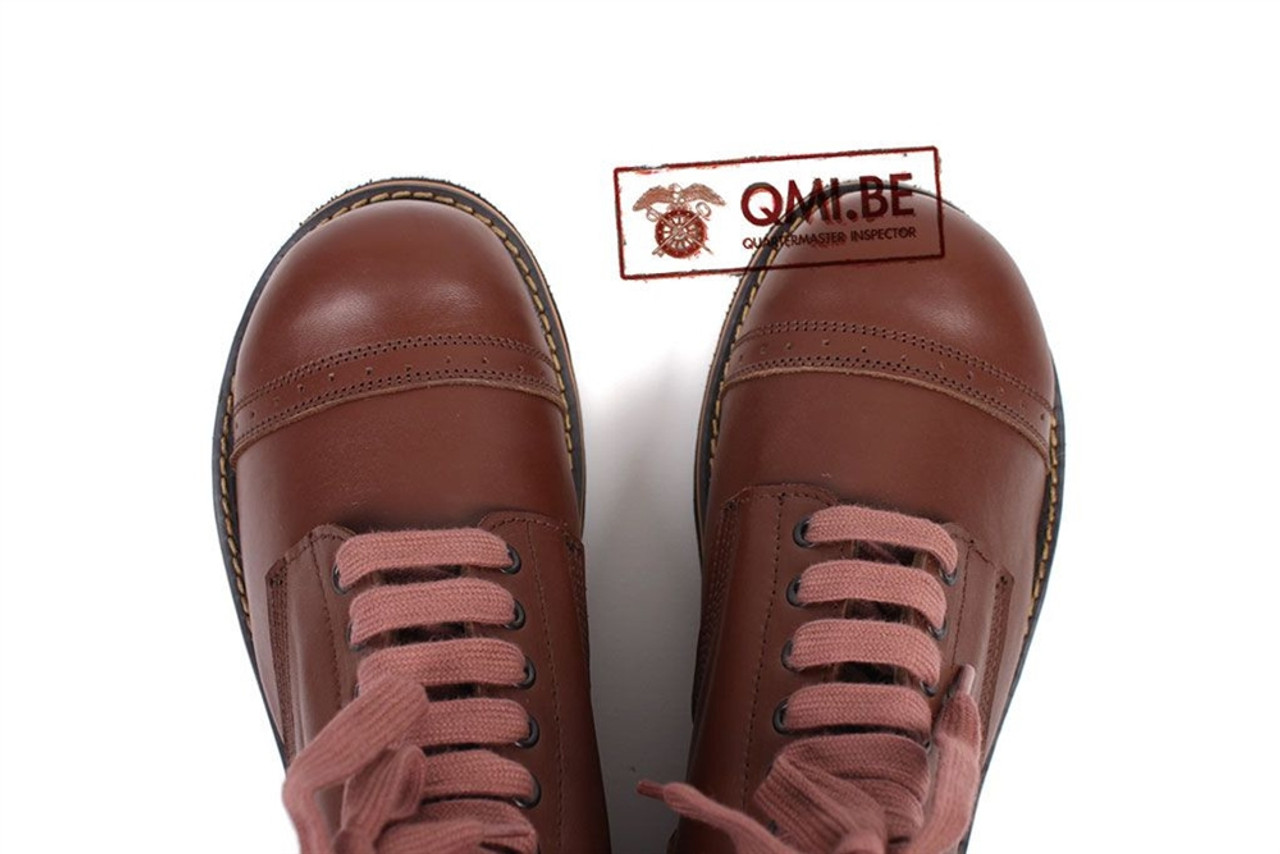 QMI WWII GI Shoes, Service from Hessen Antique