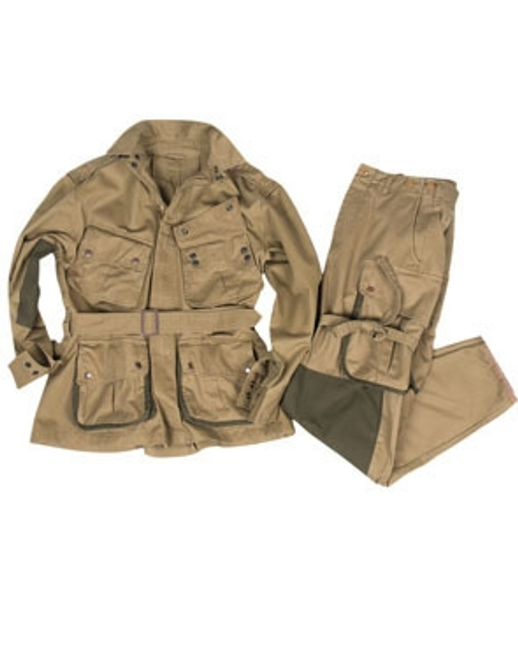 M42 Paratrooper Jump Suit - Re-enforced from Hessen Antique