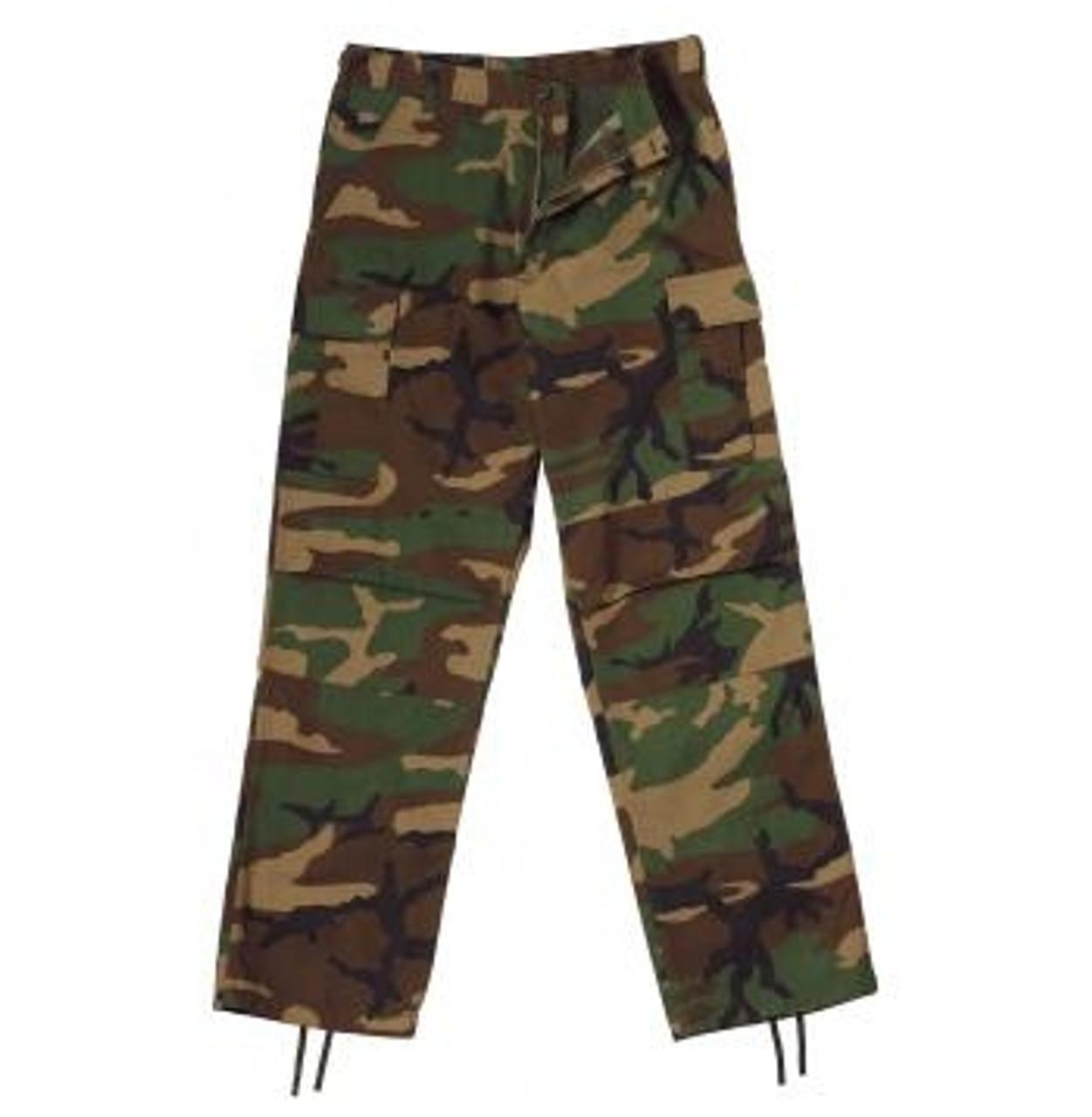 Zipper Fly BDU Pants from Hessen Tactical