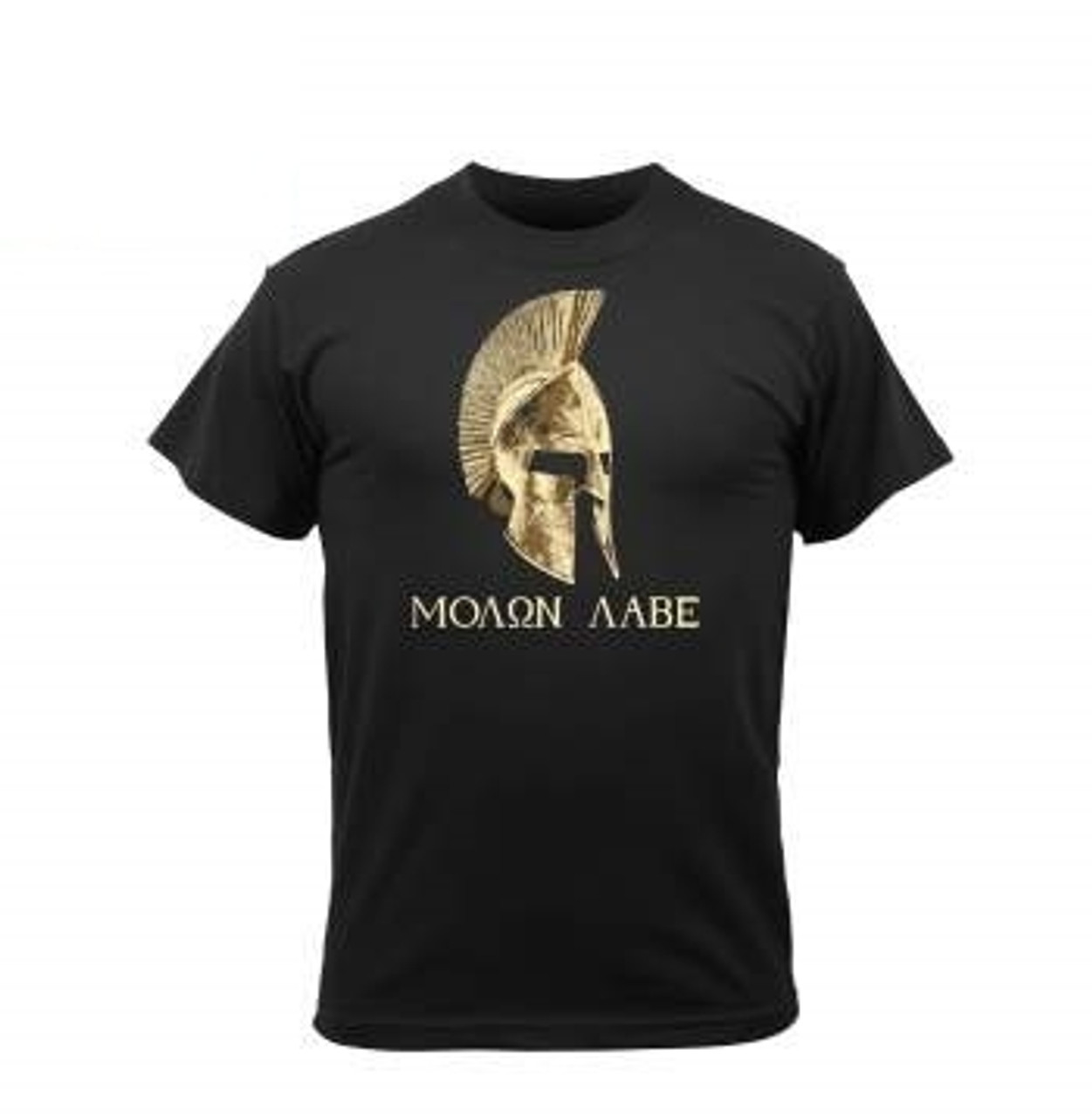 Molon Labe T-Shirt from Hessen Tactical