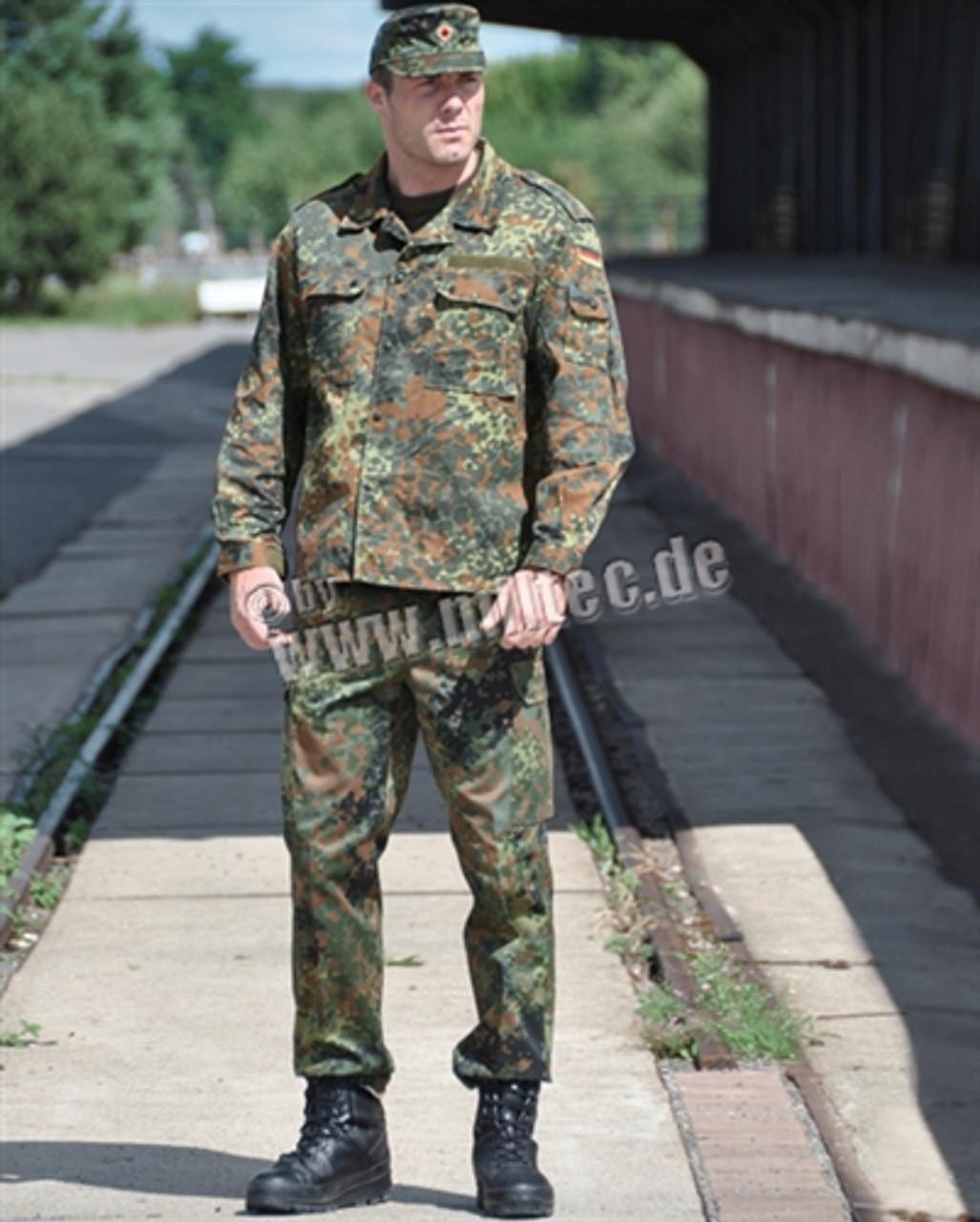 Bundeswehr Field Shirt from Hessen Surplus