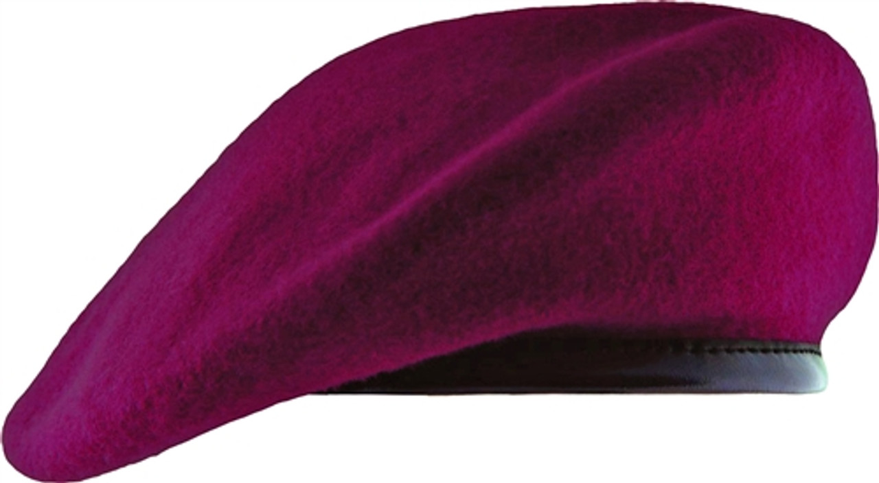 New Army MaroonBeret from Hessen Tactical.