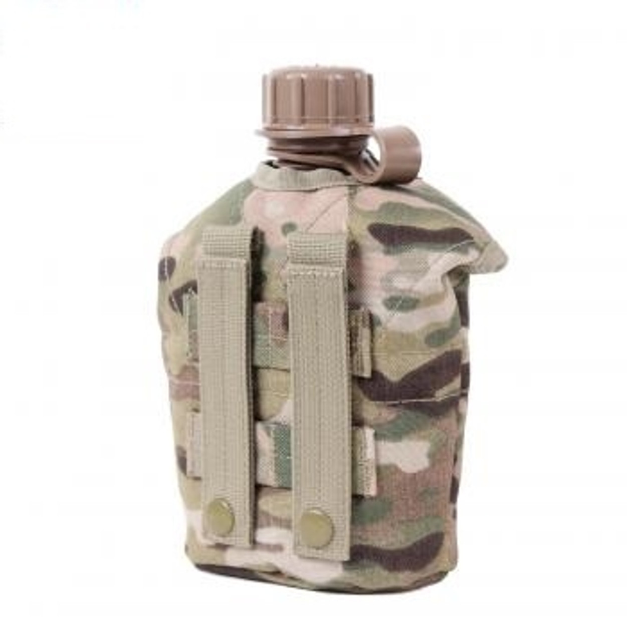 GI Style MOLLE Canteen Cover- MultiCam from Hessen Antique