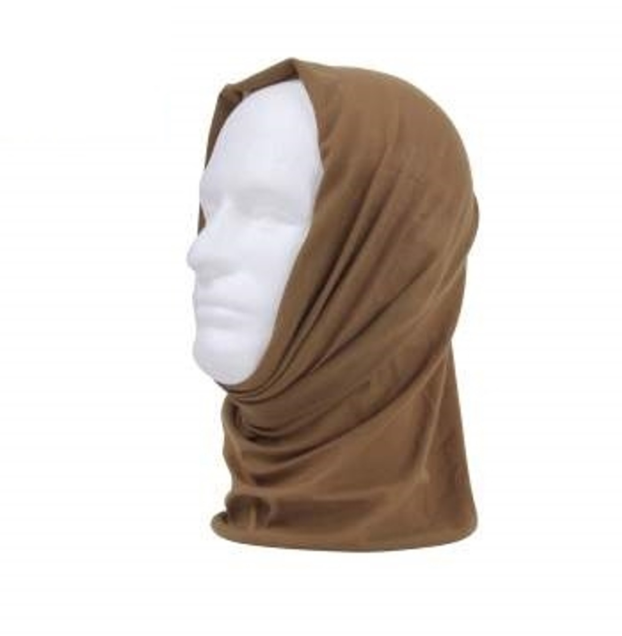 Multi-Functional Headgear -  Coyote Brown from Hessen Antique