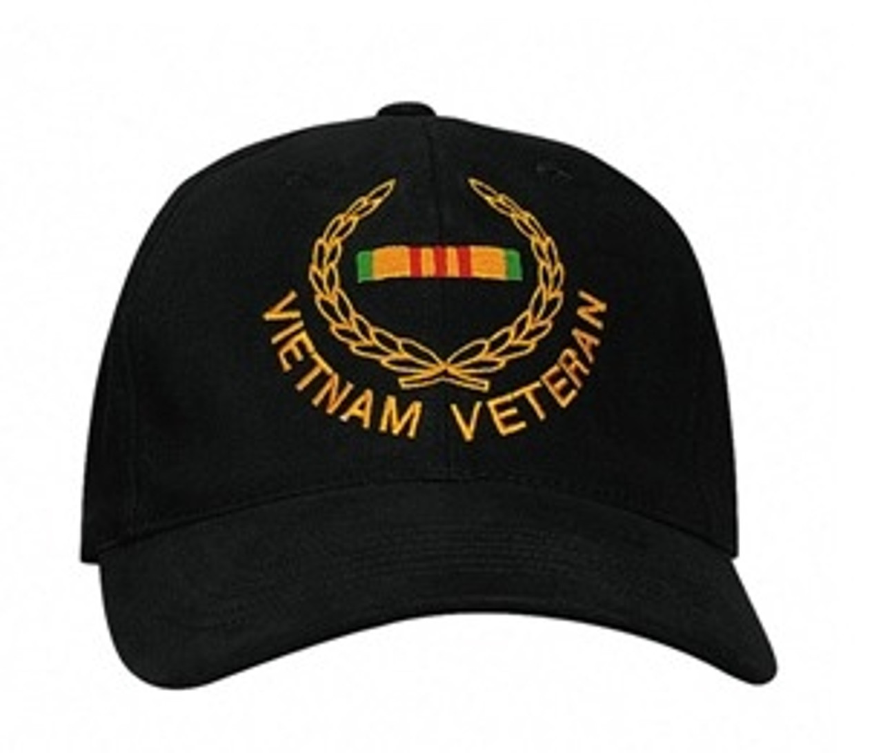 Vietnam Veteran Supreme Low Profile Insignia Cap from Hessen Tactical