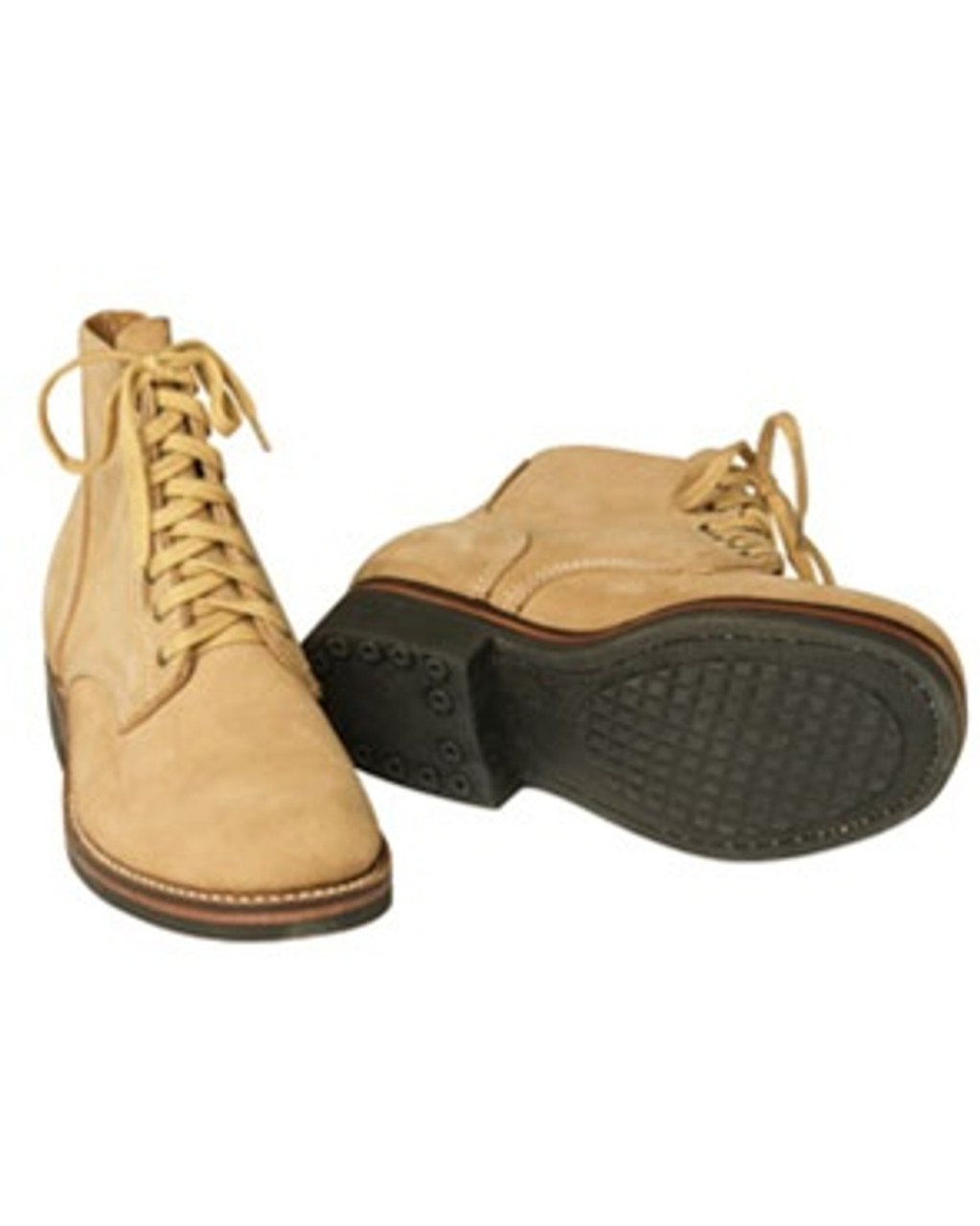 Roughout Service Shoes from Hessen Antique