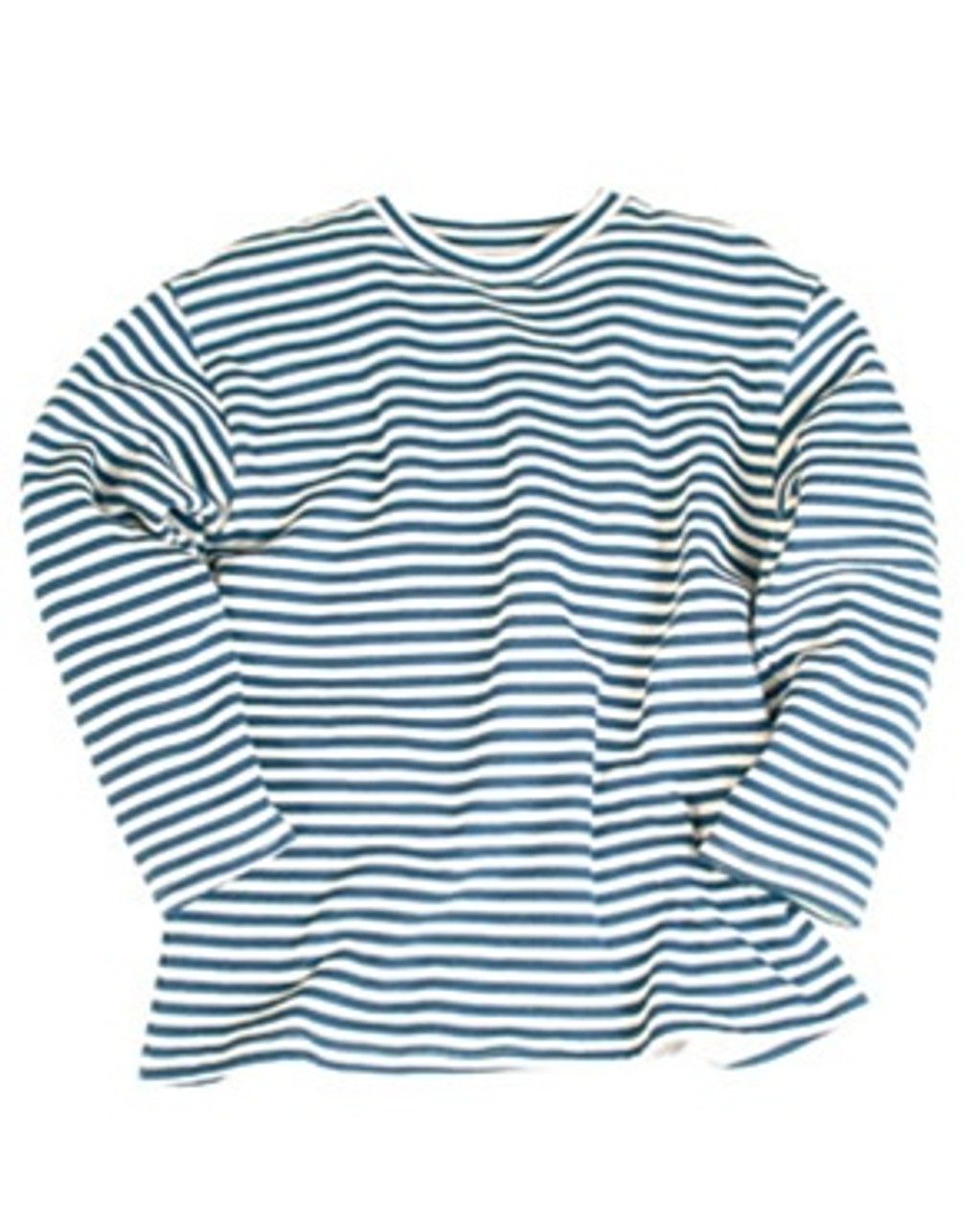 Russian Striped Winter Sweater from Hessen Antique