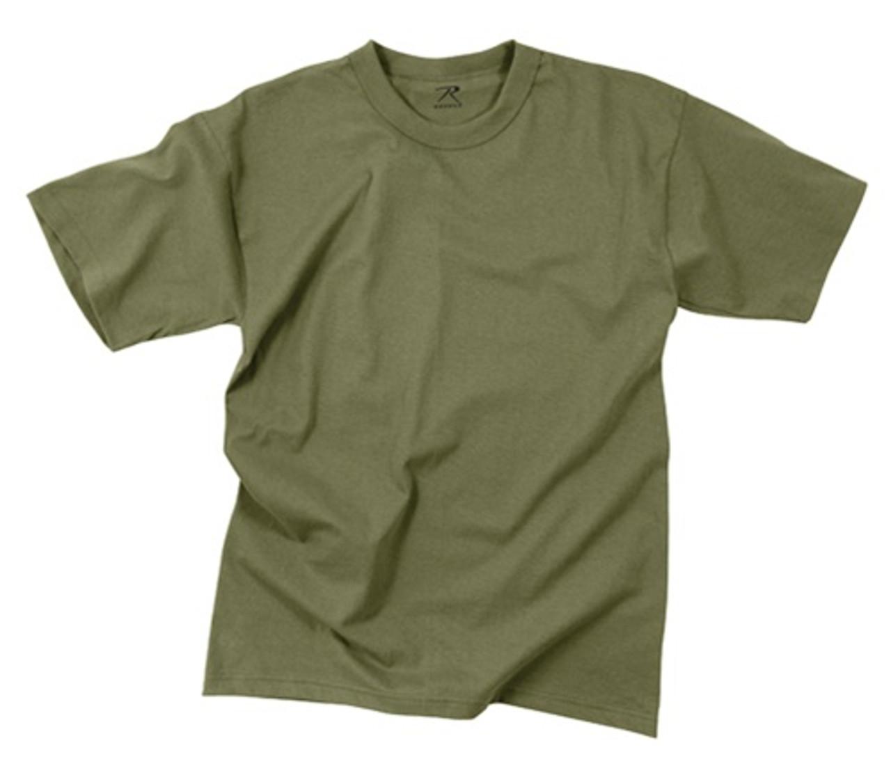 OD GREEN T-SHIRT from Hessen Tactical