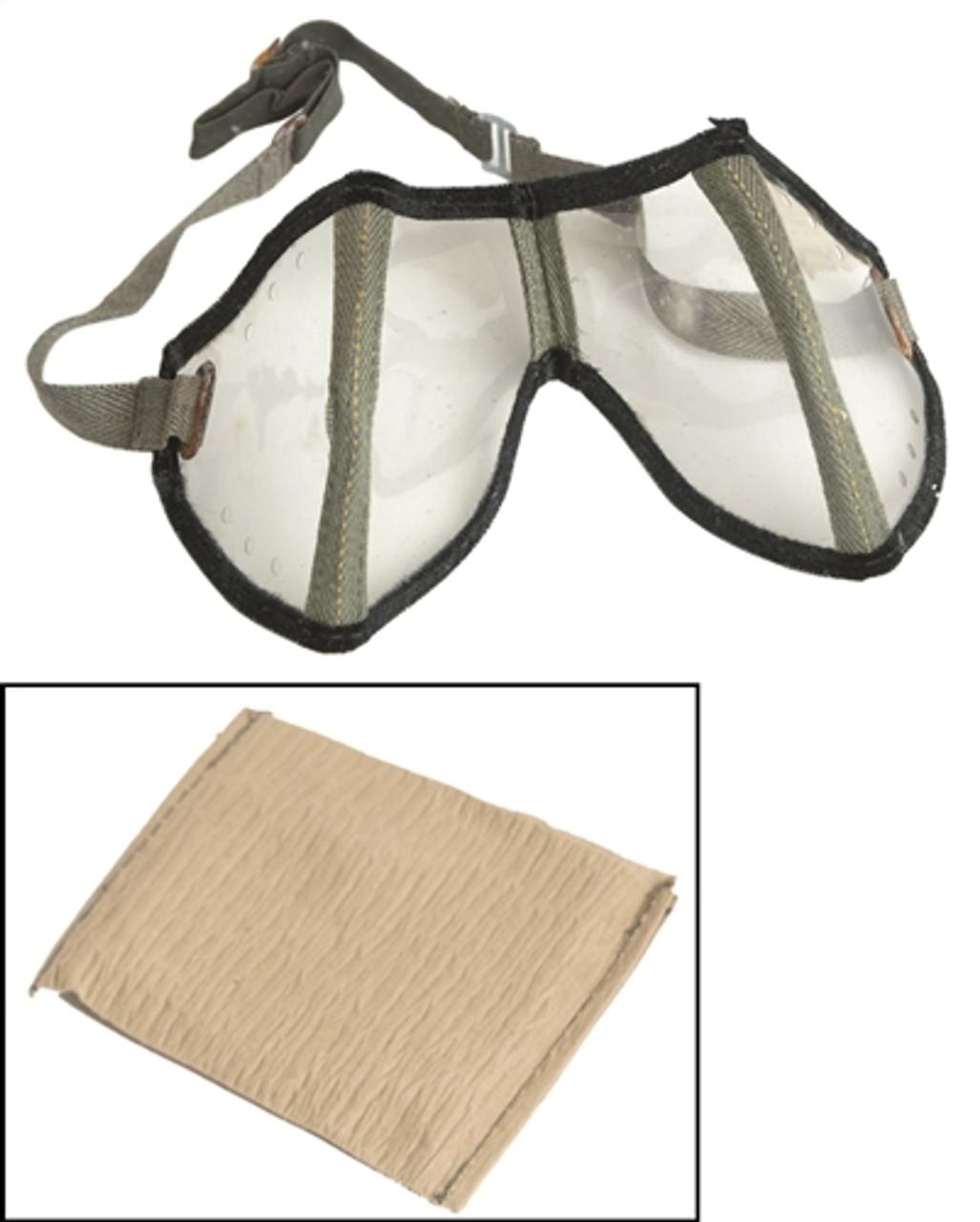 German Dust Goggles New