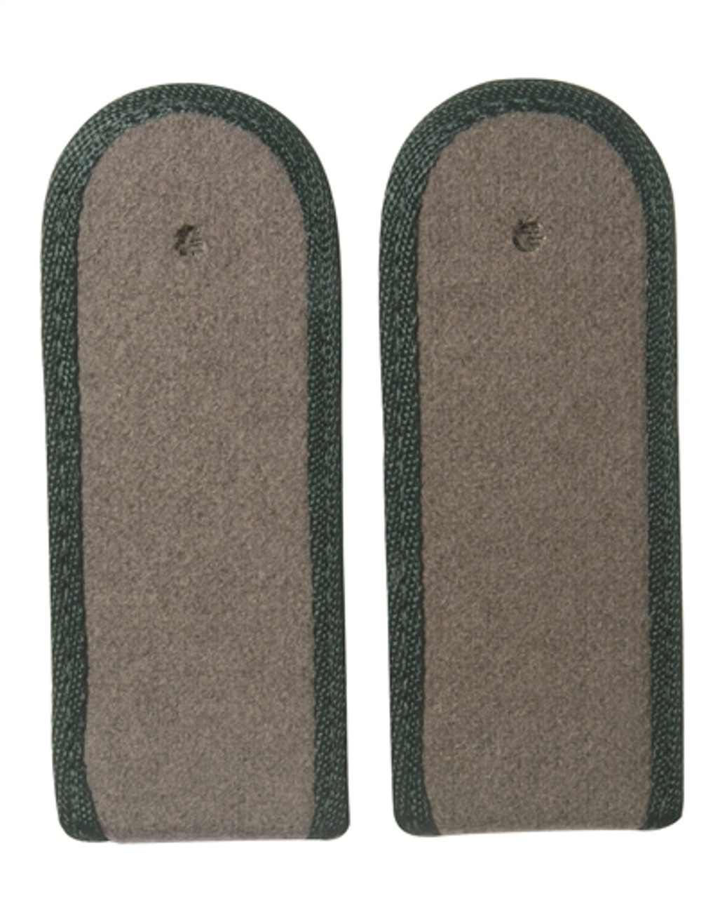 NVA Enlisted Shoulder Boards - Rear Services from Hessen Surplus