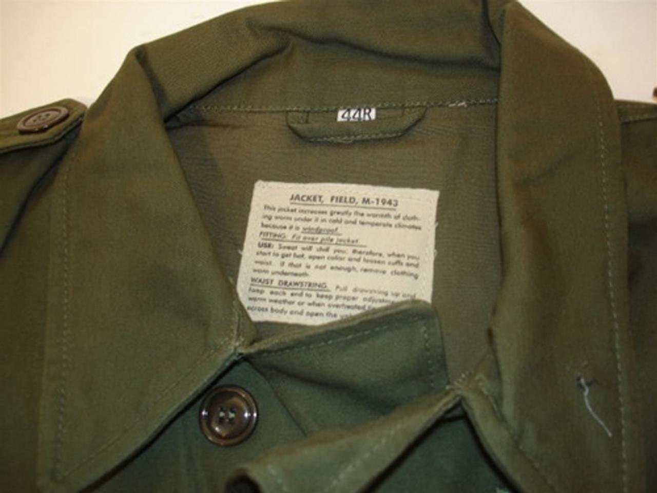 M43 Field Jacket from Hessen Antique