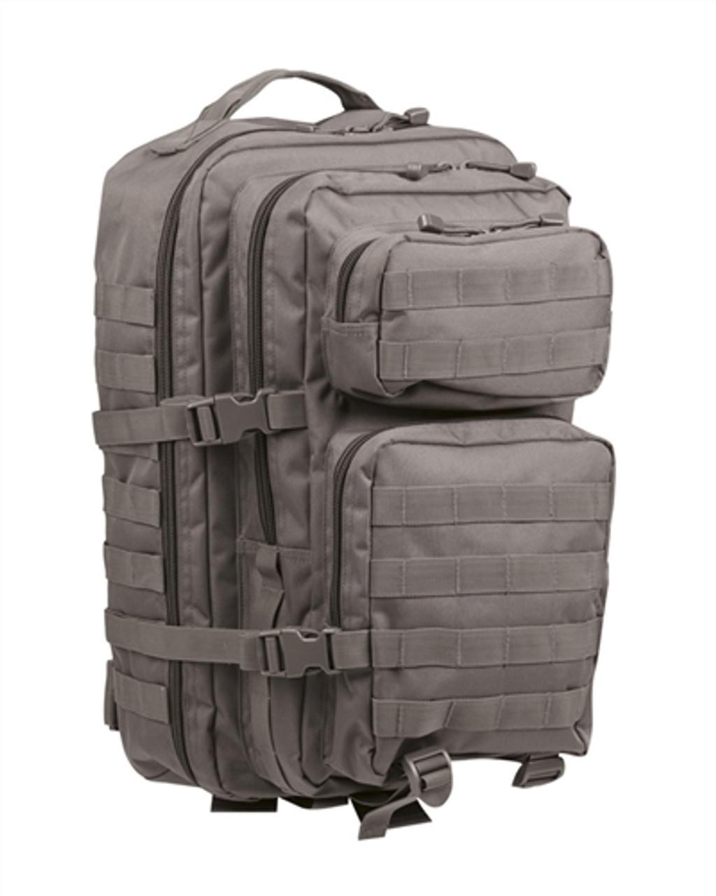 Urban Grey Assault Pack  -  Large Hessen Antique