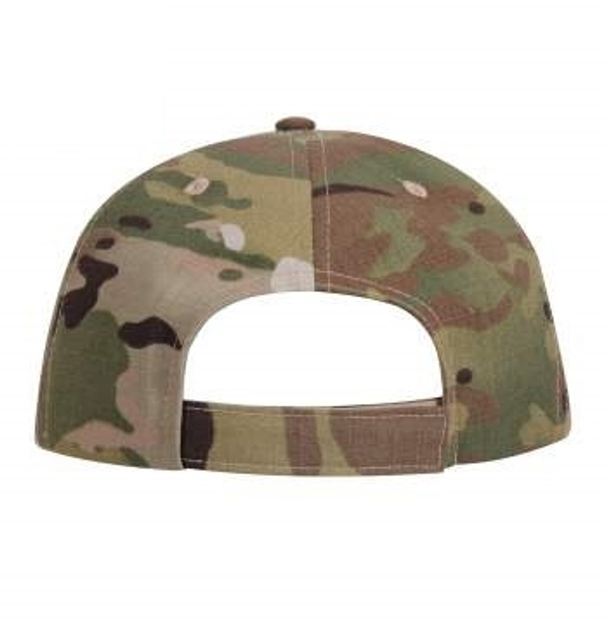 MultiCam Low Profile Cap With US Flag from Hessen Tactical.
