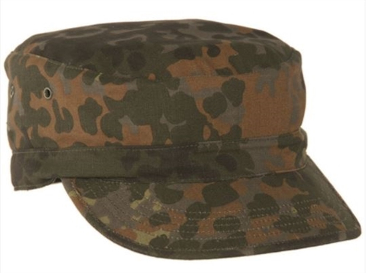 Flectarn Patrol Cap From Hessen Antique