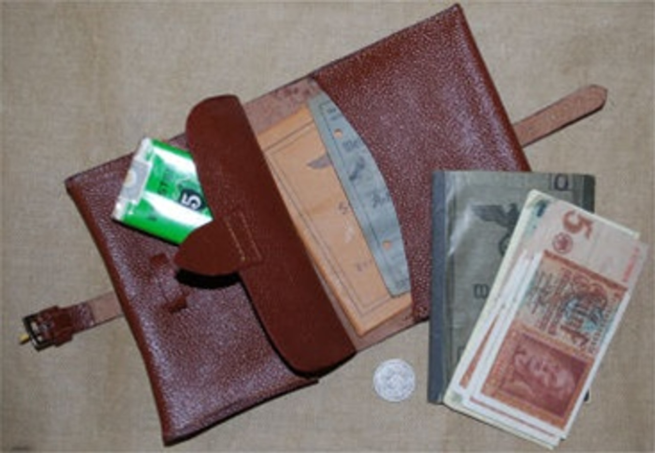 Soldaten Wallet from Hessen Antique