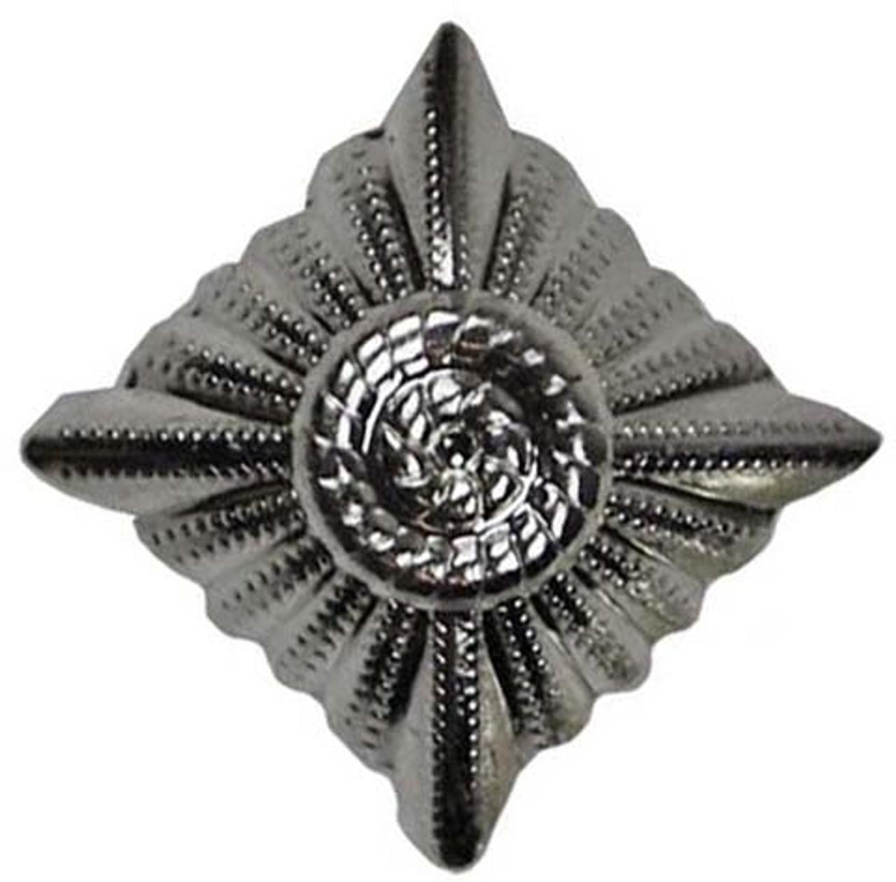Silver Metal 21mm