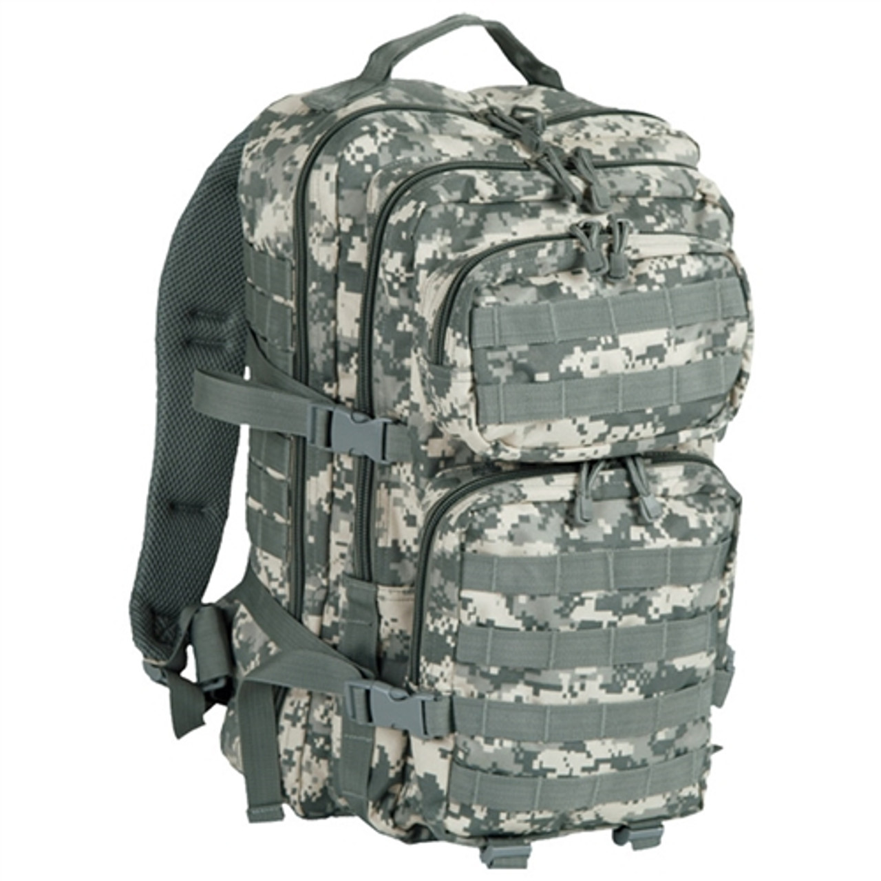 Digital Camo Assault Pack  -  Large Hessen Antique