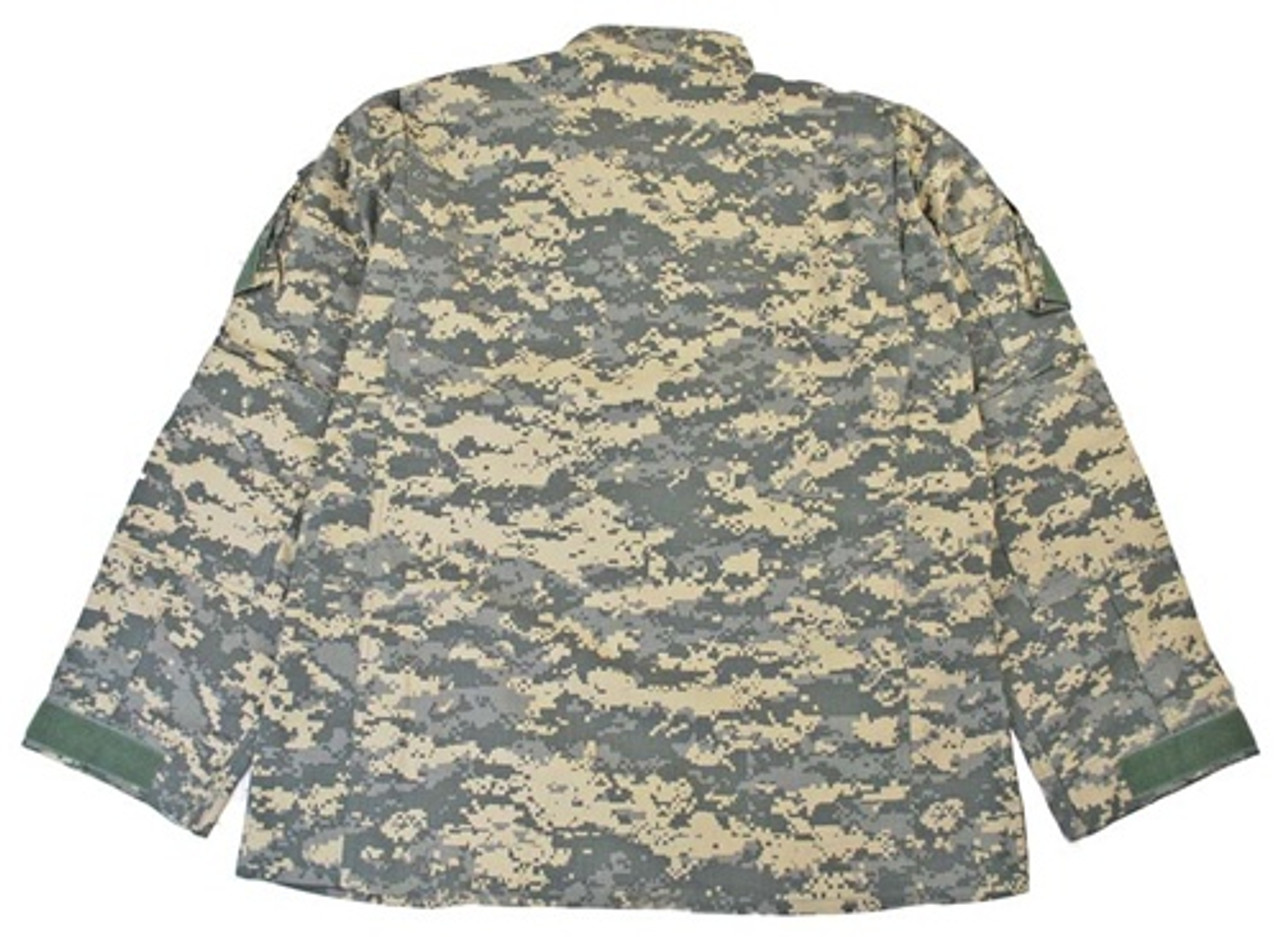 ACU Digital Camo Shirt from Hessen Tactical