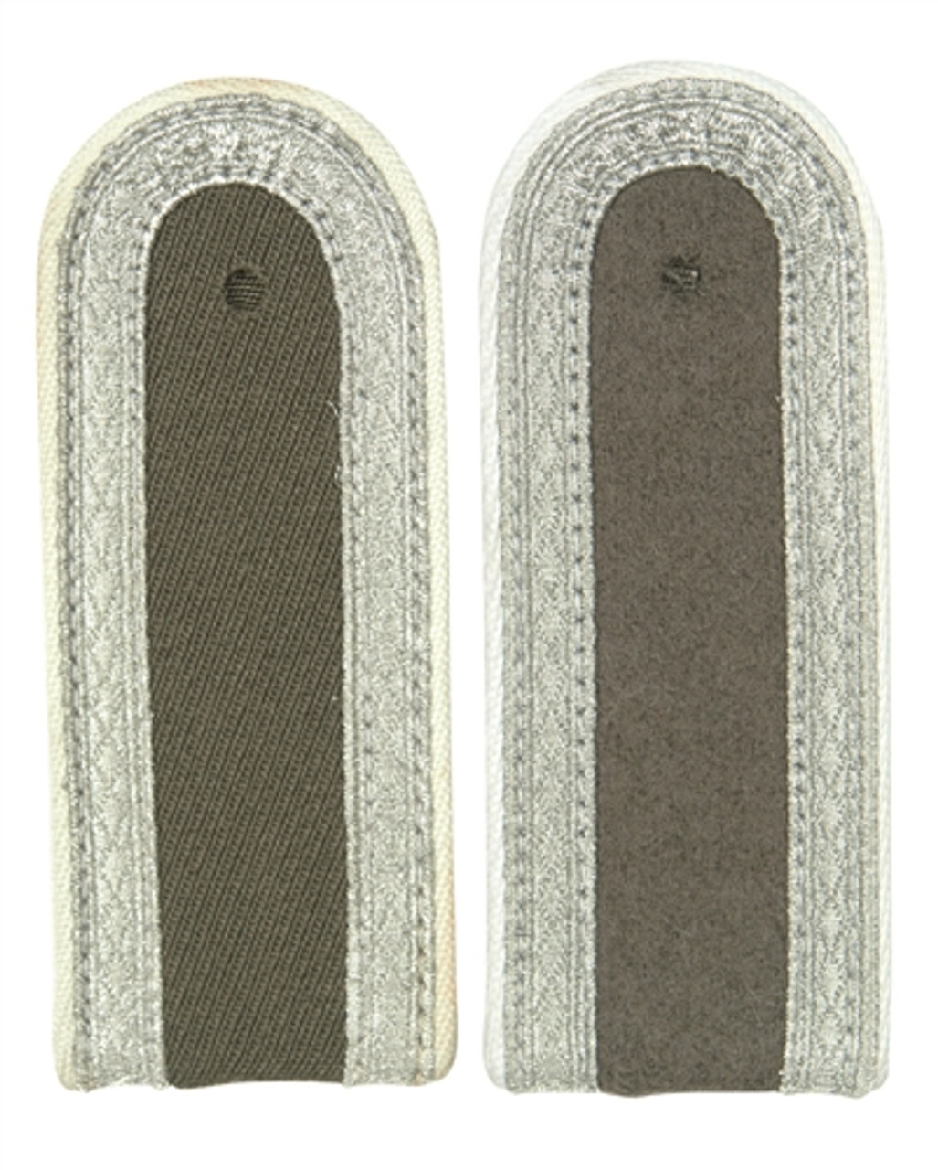 NVA Enlisted Shoulder Boards - Artillery  from Hessen Surplus