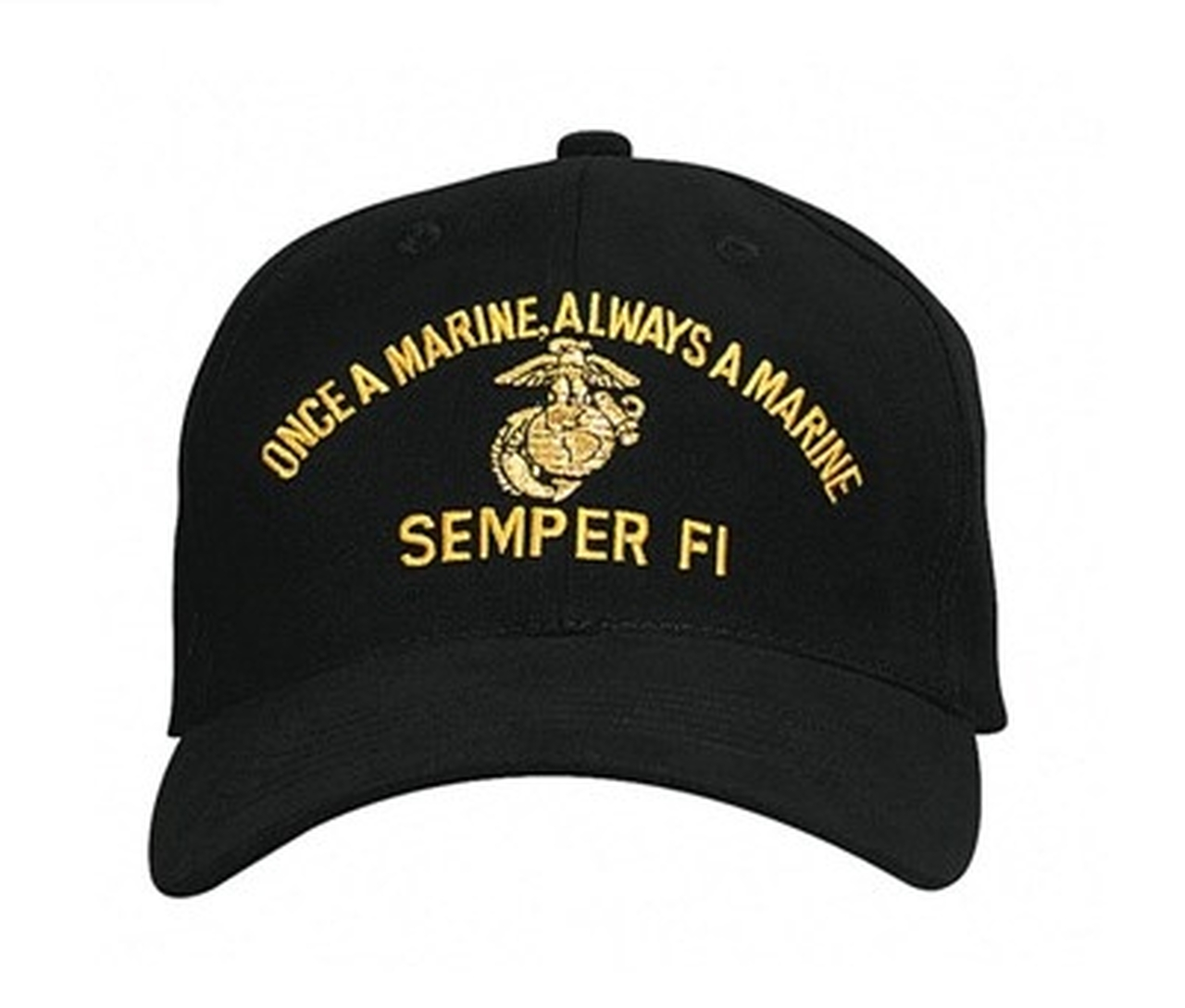Supreme Low Profile Cap -  Marine Semper Fi