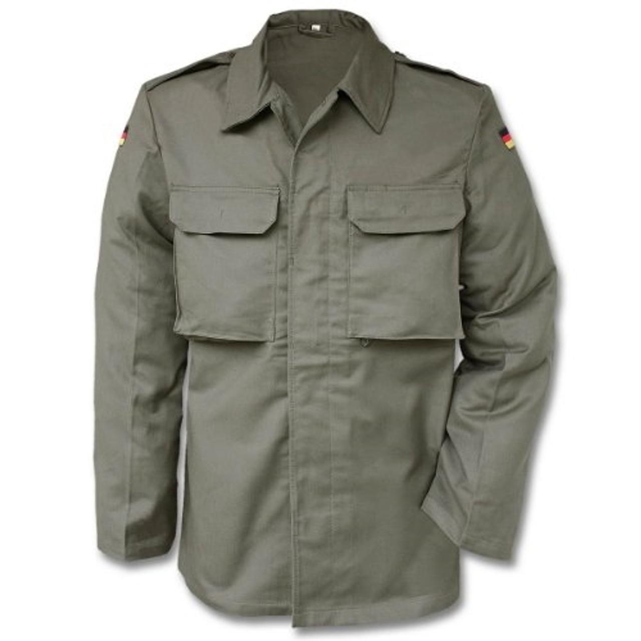 German Moleskin Field Jacket - Used from Hessen Surplus