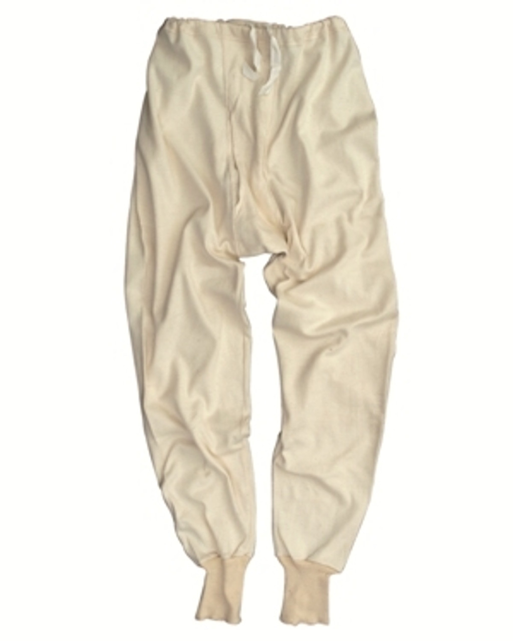 Czech Beige/Grey Long John Pants from Hessen Surplus
