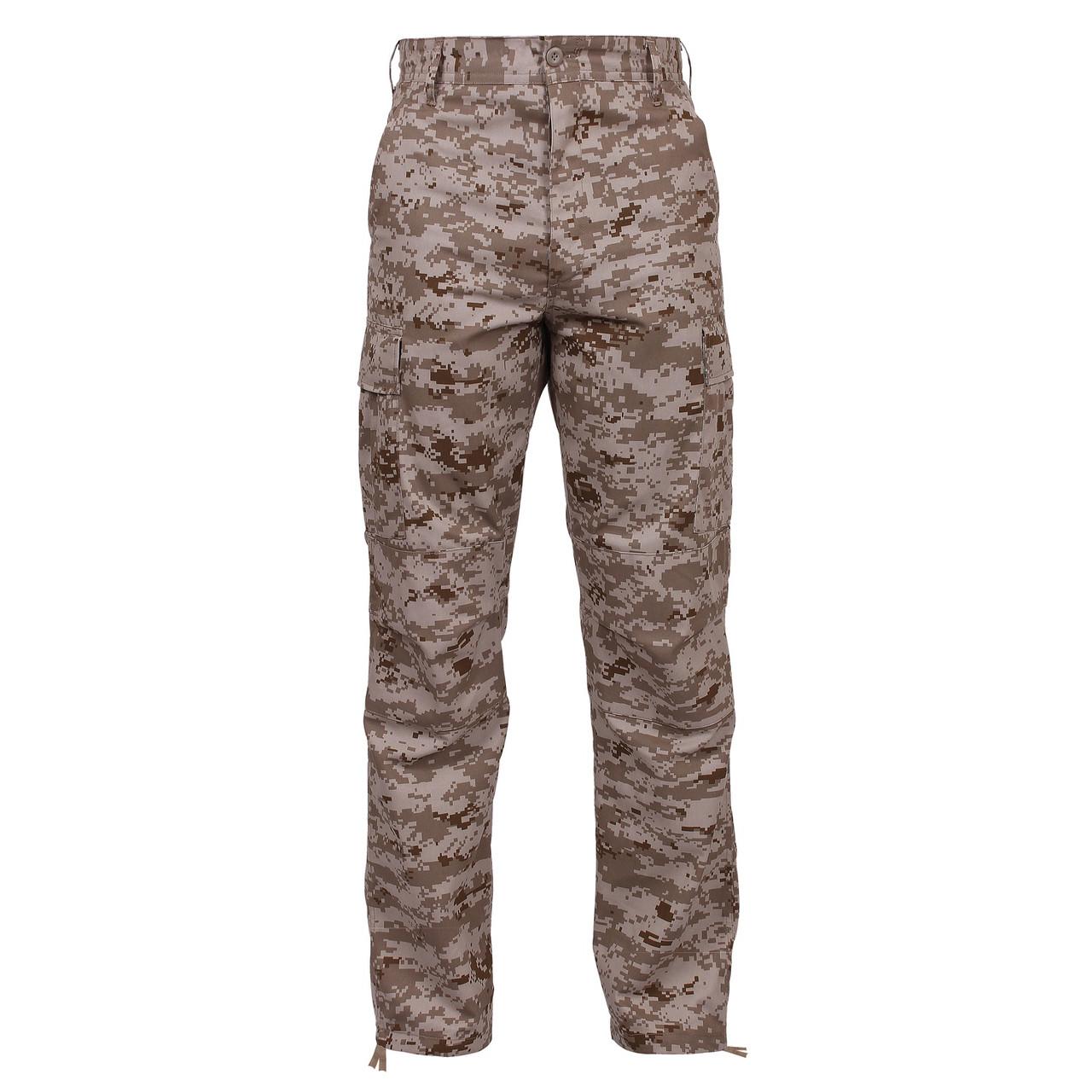 Desert Digital BDU Pants