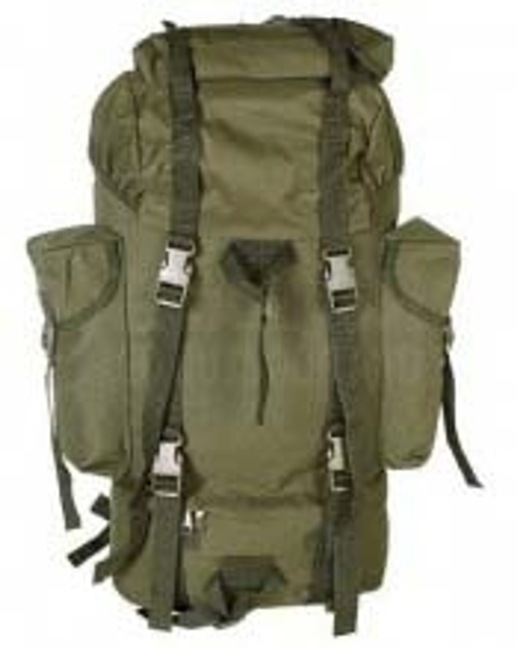 Bw Style OD Large Combat Rucksack - NEW from Hessen Antique