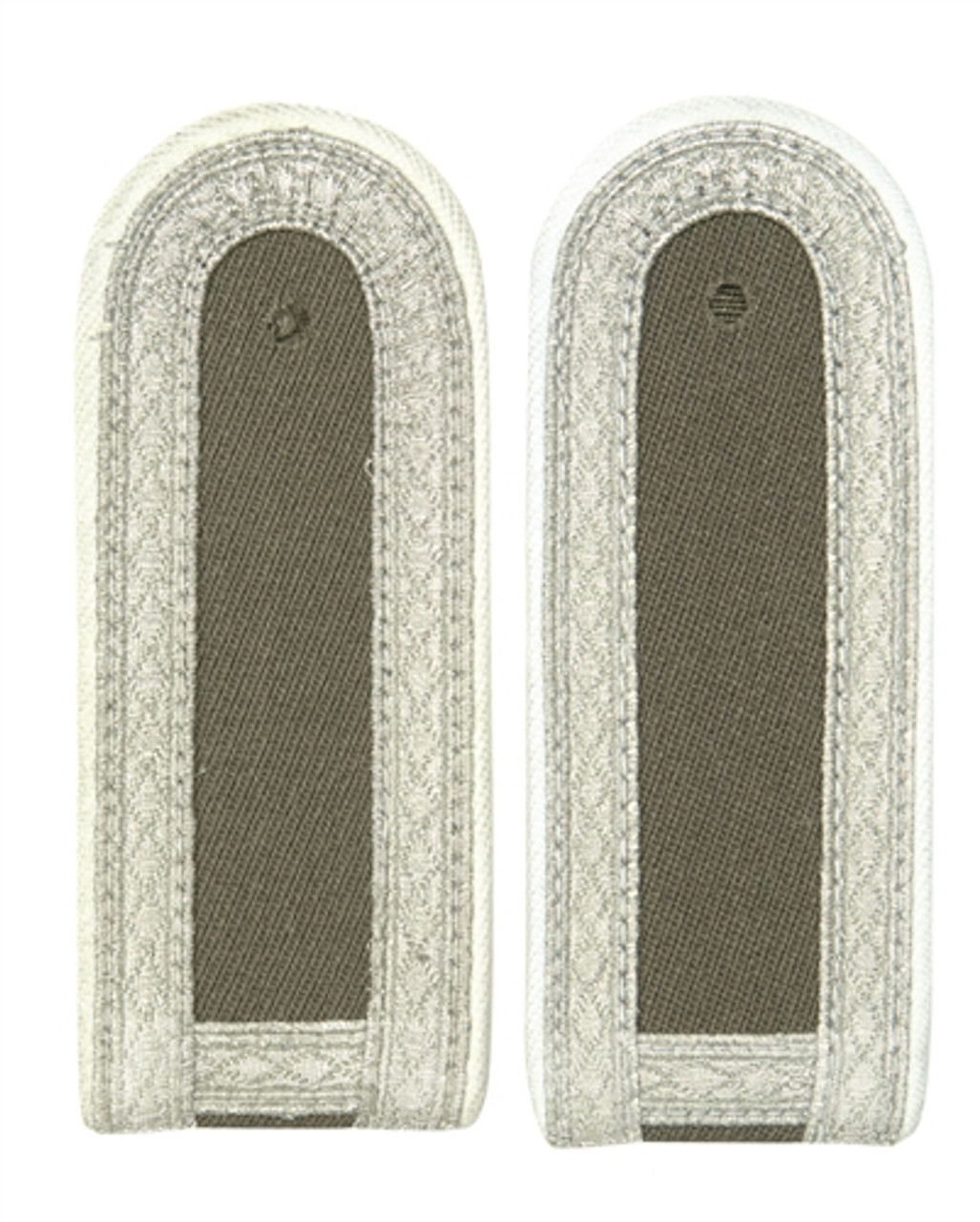 NVA Sr. Enlisted Shoulder Boards - Artillery  from Hessen Surplus