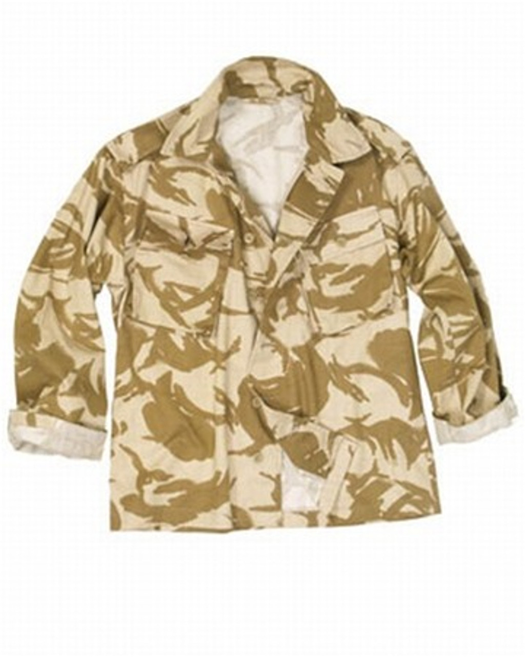 British Desert DPM Camo Field Shirt from Hessen Surplus
