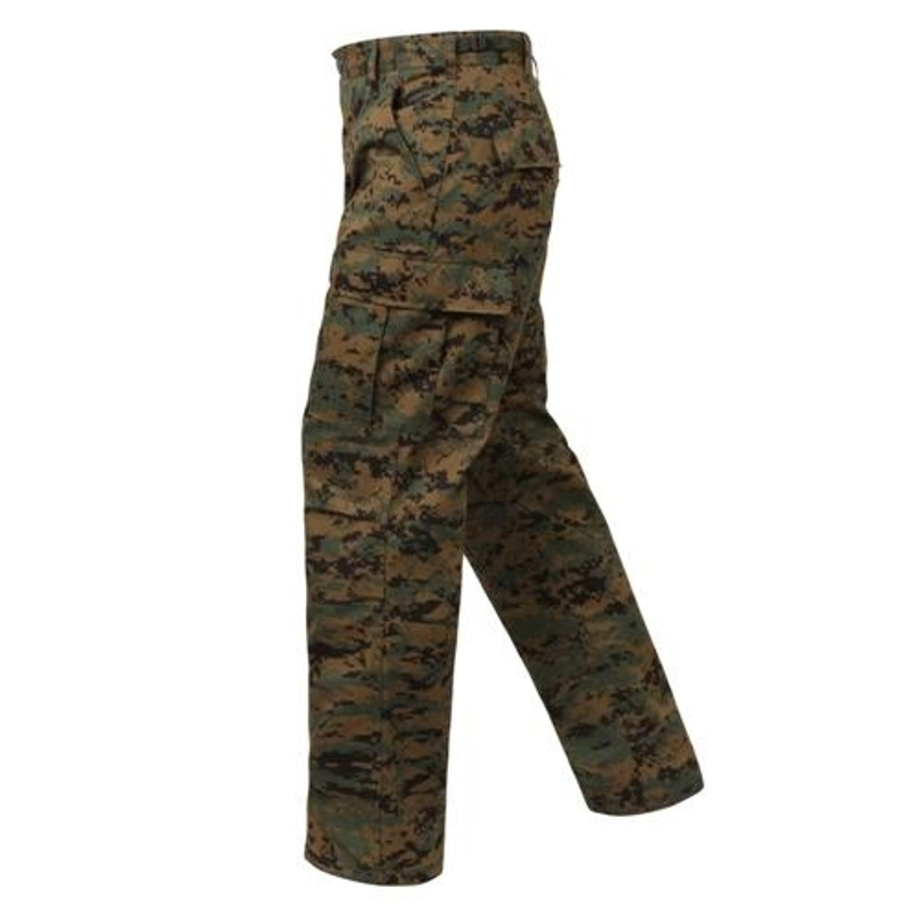 Camo BDU Pants - Woodland Digital from Hessen Tactical