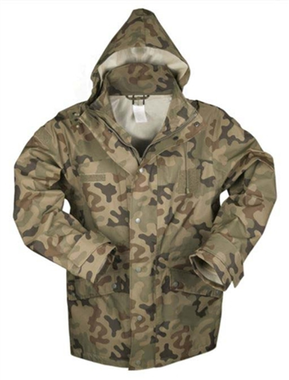 MIL-TEC Polish Camo Wet Weather Jacket